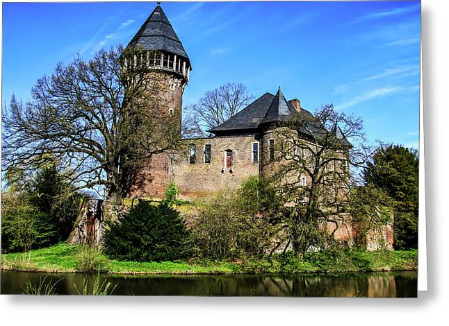 Linn Castle Greeting Card