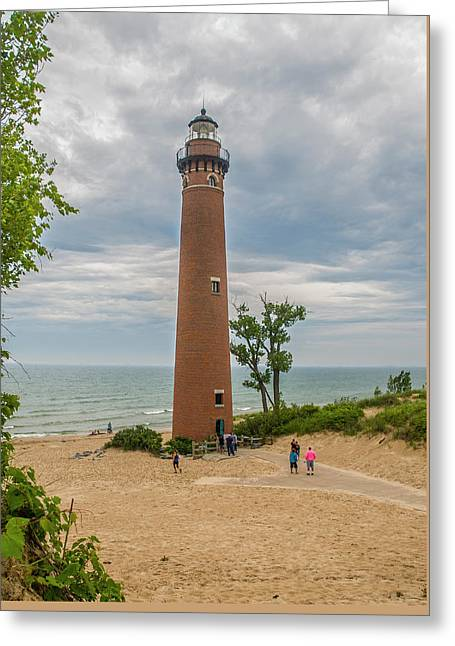 Little Sable Point Lighthouse Greeting Card
