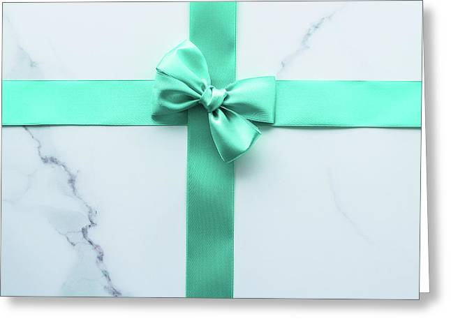 Lovely Gift II Greeting Card