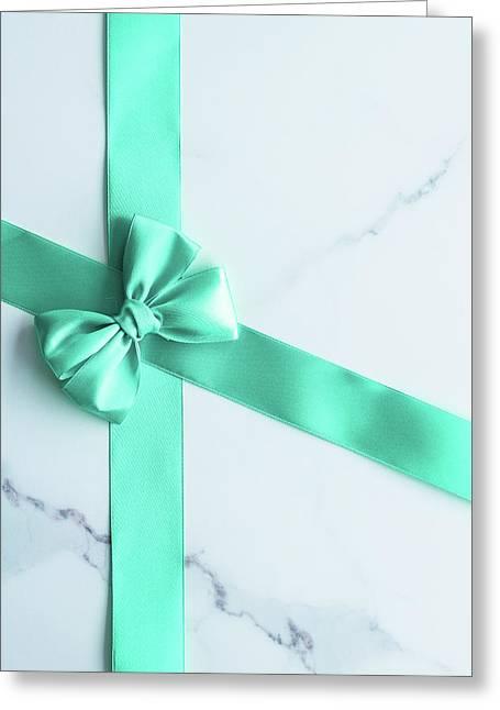 Lovely Gift V Greeting Card