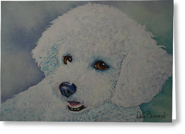 Lovely Lacy Greeting Card