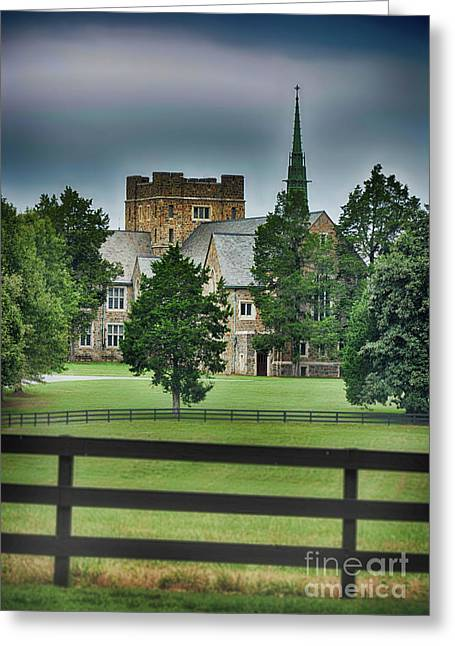 Mary Hall, Berry College Greeting Card