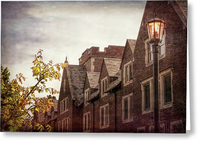 Mayslake Historic Home Greeting Card