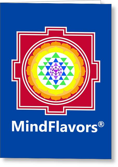 Mindflavors Small Greeting Card