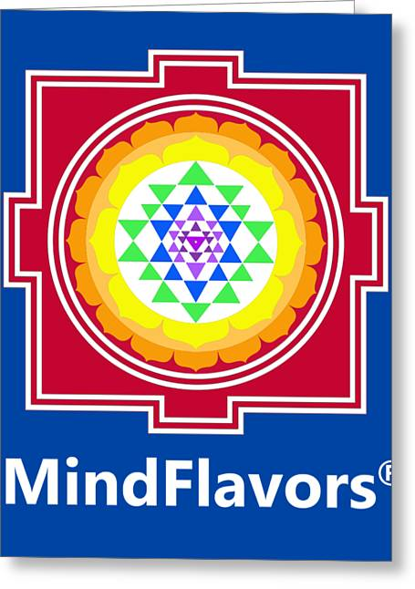 Mindflavors Medium Greeting Card