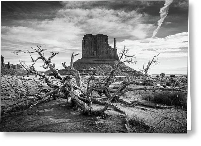 Monument Valley I Greeting Card