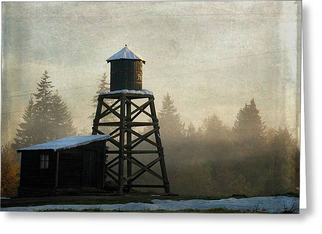 Greeting Card featuring the photograph More Of The Light - Hope Valley Art by Jordan Blackstone