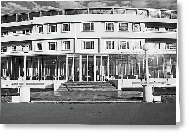 Morecambe. The Midland Hotel Greeting Card