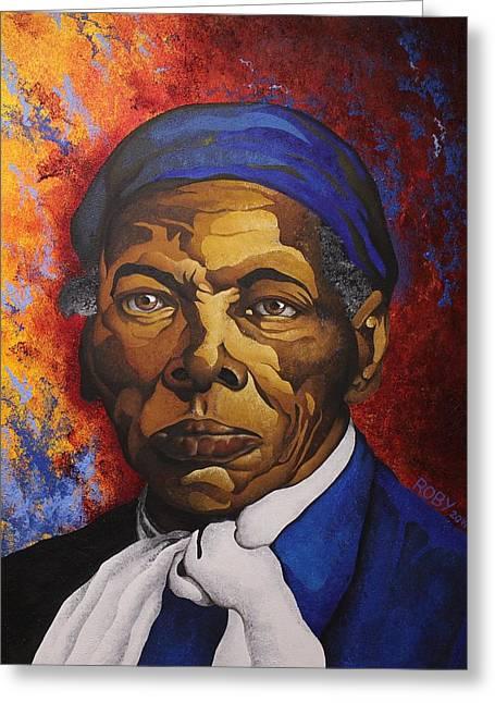 Ms. Tubman Greeting Card