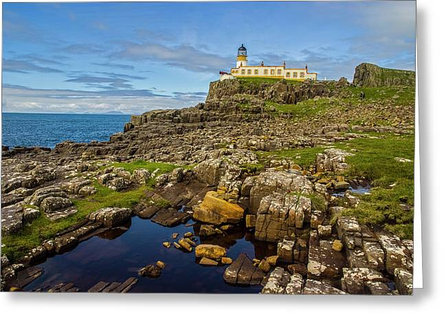 Neist Point Lighthouse No. 2 Greeting Card