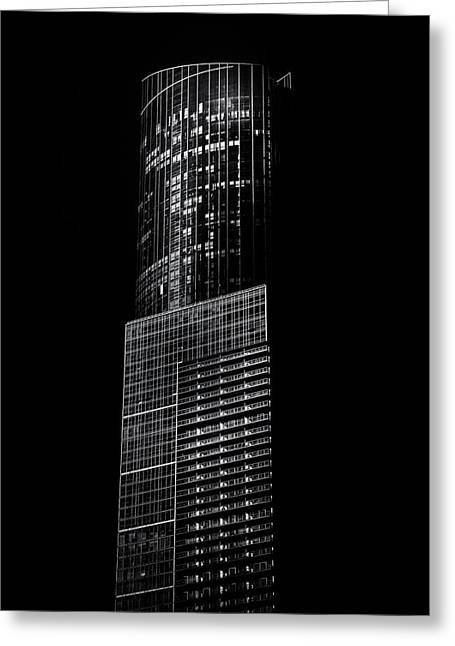 Greeting Card featuring the photograph No 388 Yonge St Toronto Canada 1 by Brian Carson