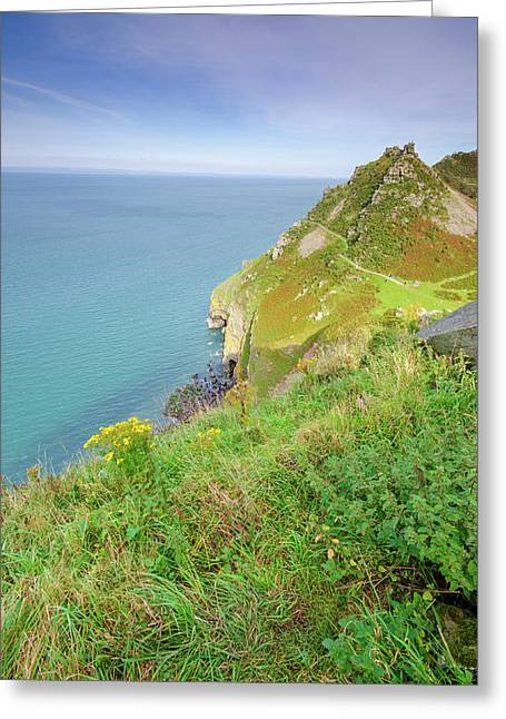 North Devon Views Greeting Card