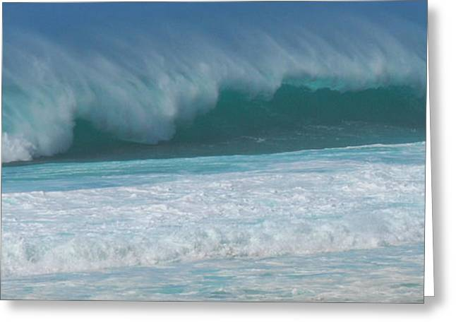North Shore Surf's Up Greeting Card