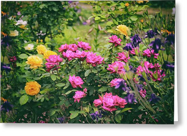 Efflorescence Greeting Card