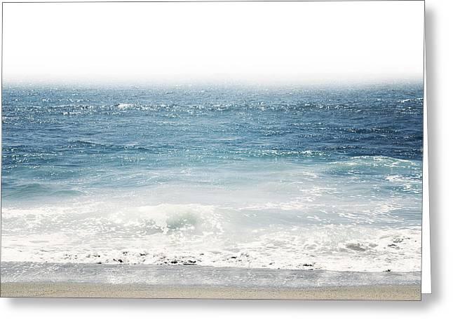Ocean Dreams- Art By Linda Woods Greeting Card