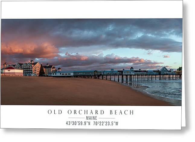 Old Orchard Greeting Card by Chad Tracy