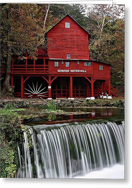 Ozarks Mill Greeting Card