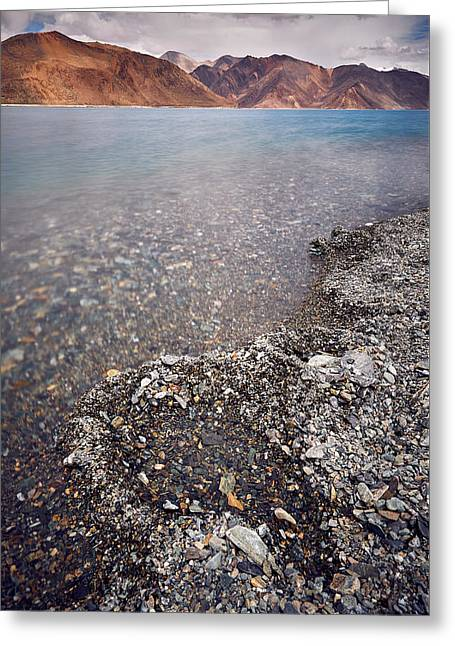 Pangong Tso Greeting Card