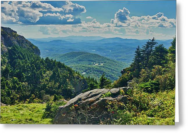 Parkway Overlook Greeting Card