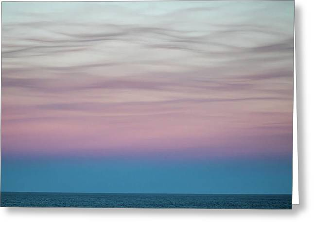 Pastel Clouds Greeting Card