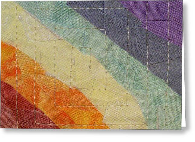 Pastel Color Study Greeting Card