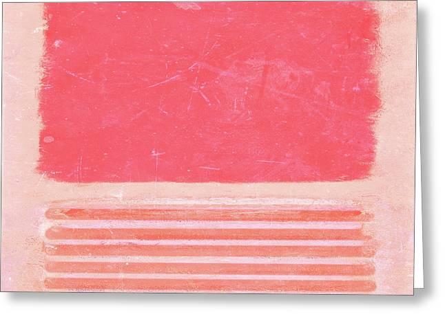 Pastel Metamorphosis II Greeting Card