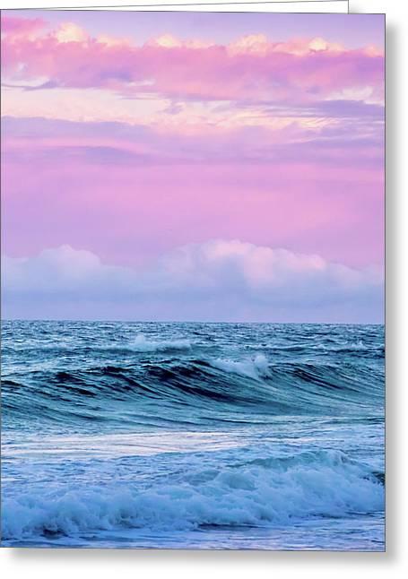 Pastel Summer  Greeting Card