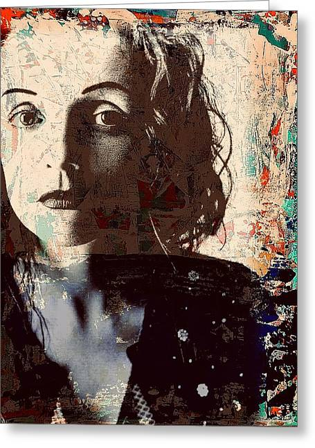 Patty Griffin Greeting Card