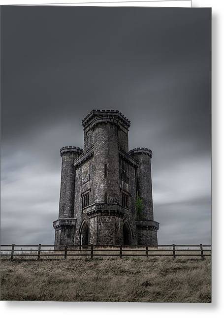 Paxton's Tower Greeting Card