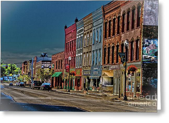Penn Yan Greeting Card