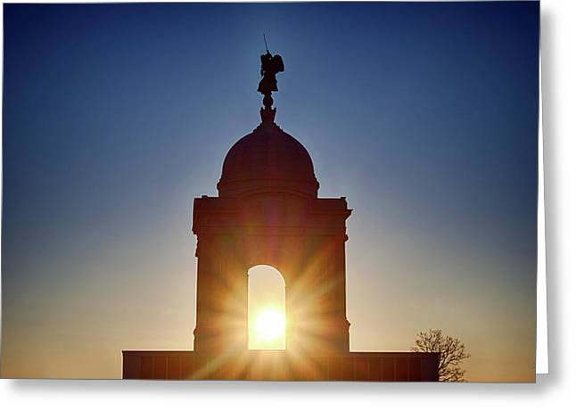 Pennsylvania State Monument Greeting Card