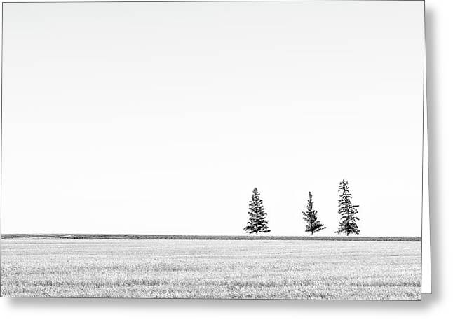 Prairie Woodland Greeting Card