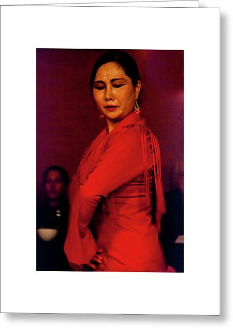Greeting Card featuring the photograph Pride by Catherine Sobredo