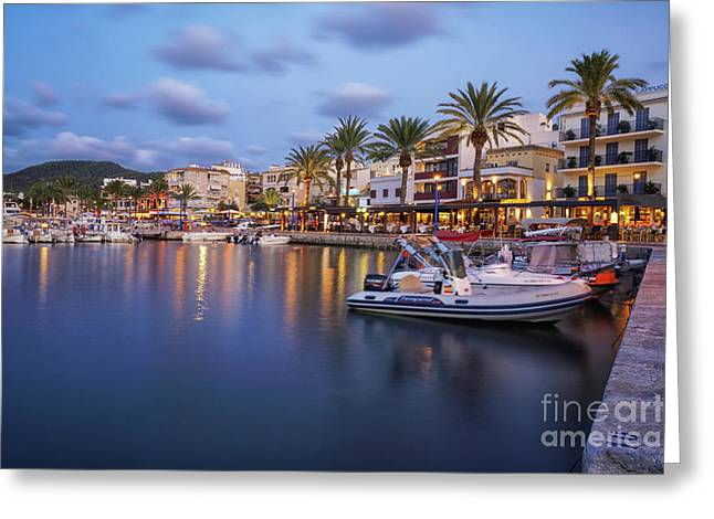 Puerto De Andratx Greeting Card