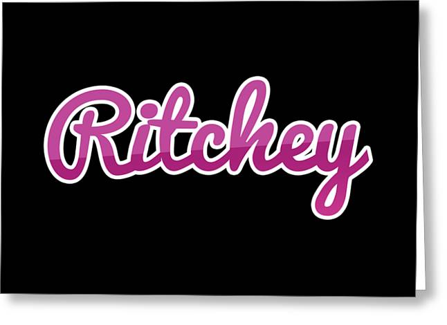 Ritchey #ritchey Greeting Card