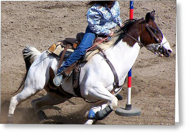 Rodeo Series Greeting Card
