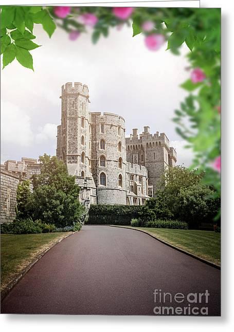 Royal Dreams Greeting Card