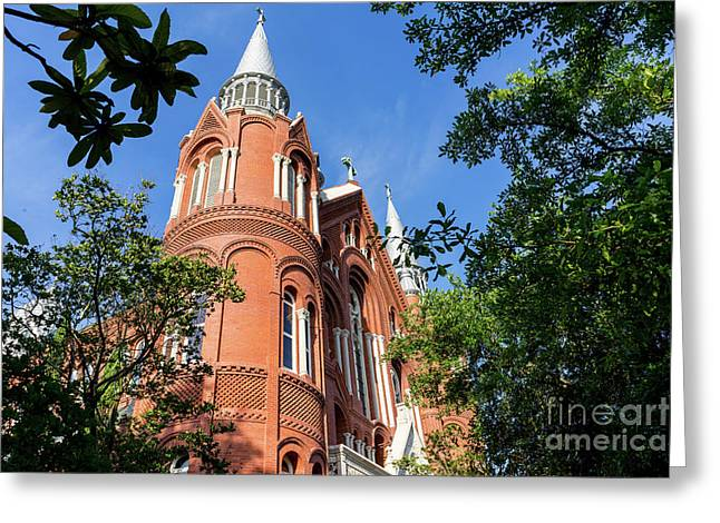 Sacred Heart Cultural Center- Augusta Ga 1 Greeting Card
