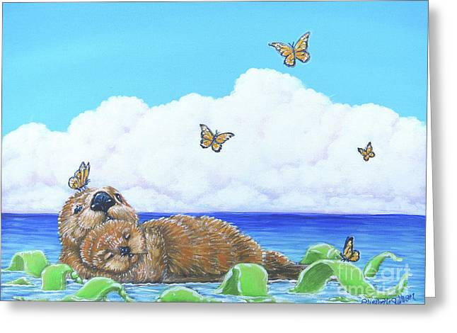 Safe And Sound Greeting Card