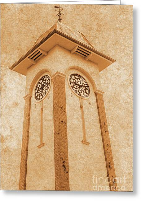 Sandgate Town Hall Greeting Card