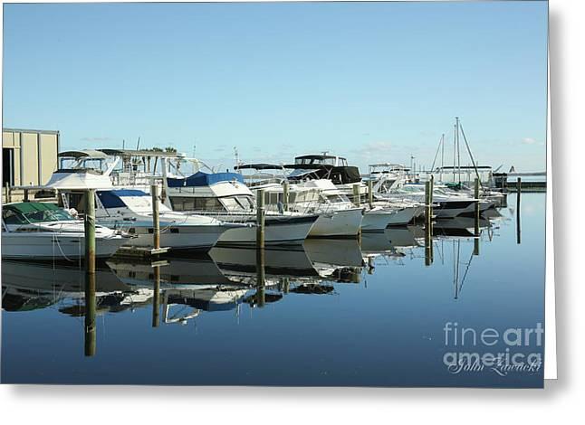 Sanford-marina-1602 Greeting Card