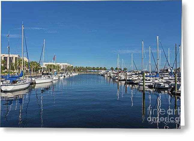 Sanford-marina-6692 Greeting Card