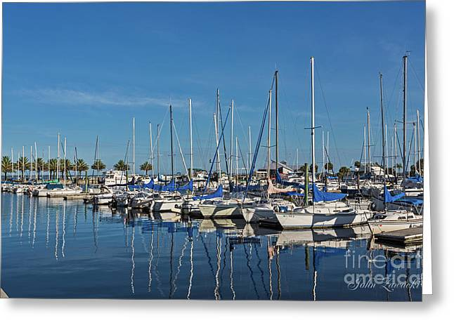 Sanford-marina-6698 Greeting Card