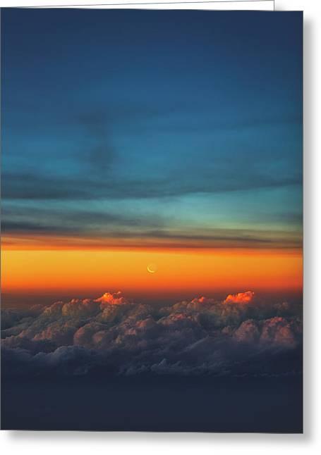 Satellite Greeting Card