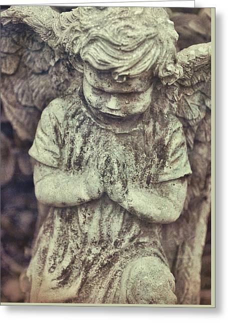 Say A Little Prayer Greeting Card