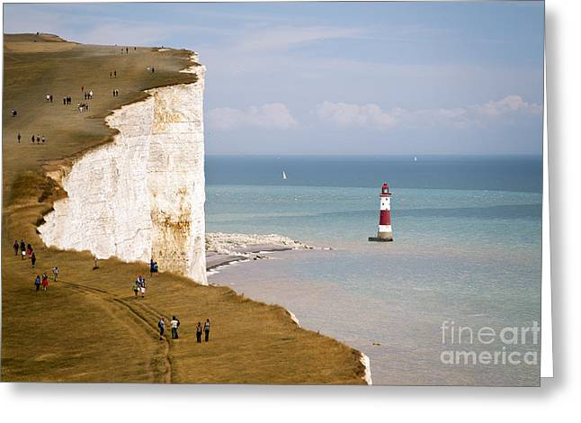 Seven Sisters National Park, View Of Greeting Card