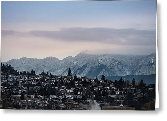 Seymour Winterscape Greeting Card