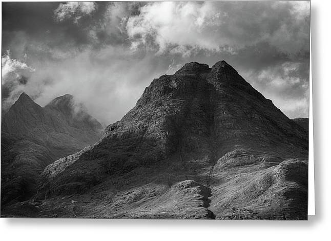 Sgurr Na Stri Greeting Card