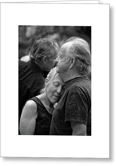 Greeting Card featuring the photograph So Close by Catherine Sobredo