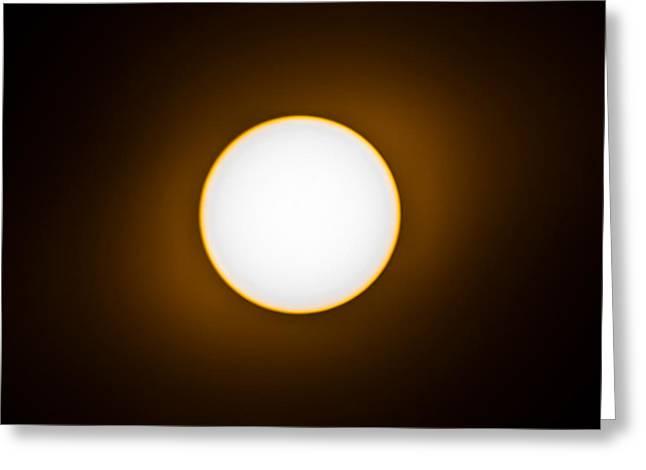 Solar Greeting Card by Christine Buckley